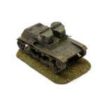 RV01 – T26 M1931 (Twin MG turret)
