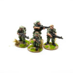 USA03 – GI Fire Support team, Helmets M16's & M60