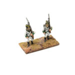 AUA03 – German Helmet, March Attack (2 poses in pack)