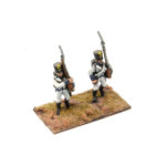 AUA22 – German Shako, March Attack (2 poses in pack)