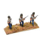 AUA51 – Hungarian Grenadier, Porte Arms (3 poses in pack)