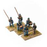 CWA005 – Command, Jacket and Kepi, Standing