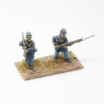 CWA022 – Frockcoat and Kepi, Loading (2 poses in pack)