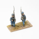 CWA023 – Frockcoat and Kepi, Marching (2 poses in pack)