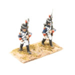 FRA014 – French Old Guard Chasseur March Attack (2 poses in pack)