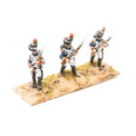 FRA015 – French Old Guard Chasseur Porte Arms (3 poses in pack)