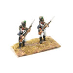 FRA024 – French Line Full Dress Fusilier Porte Arms Early Shako PomPom (2 poses in pack)
