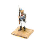 FRA070 – French Line with Covered Shako and Trousers Fusilier March Attack