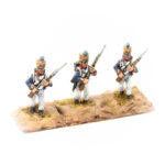 FRA072 – French Line with Covered Shako and Trousers Fusilier Advancing