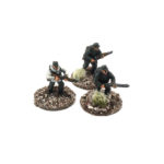GM12 – Flamethrower Team, 3 figures