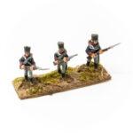 PRA05 – Musket/Gren Porte Arms (2 poses in pack)