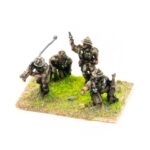 BZ01 – New Zealand – Command inc 2″ Mortar & Boys ATR, 4 figures