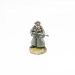 GER01a – Officer in Greatcoat & MP40