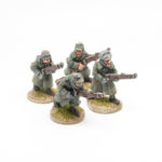 GER06 – Infantry in Gretcoats, Caps & Fur Hats with Rifles