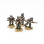 GER09 – Infantry in Light Kit, Helmets and Rifles